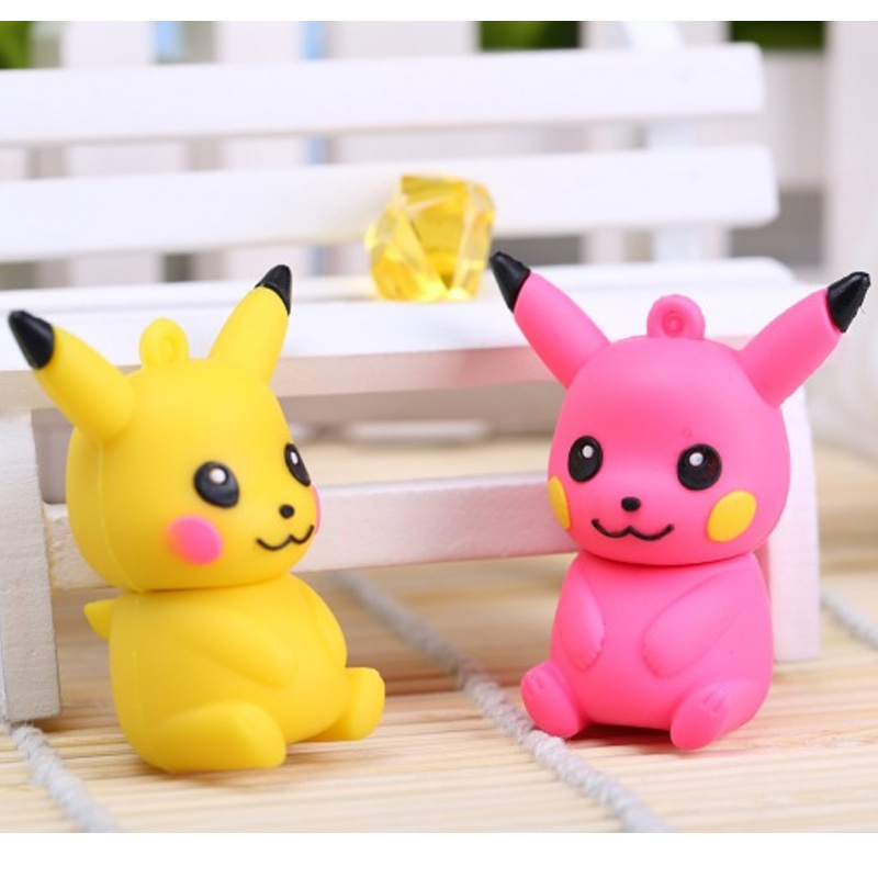 Pokemon Design Carton USB Flash Pendrive 8GB, 16GB, 32GB, 64GB for Choose