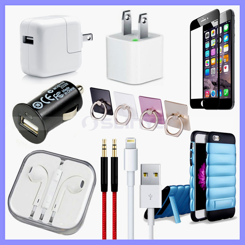 Professional Mobile Phone Accessories Factory for Samsung for iPhone Mobile Phone