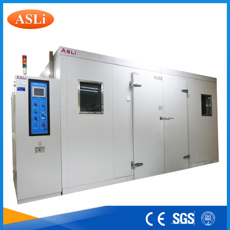 -70~150 Deg C 20%~98% R. H. Walk-in Temperature Humidity Climatic Chamber