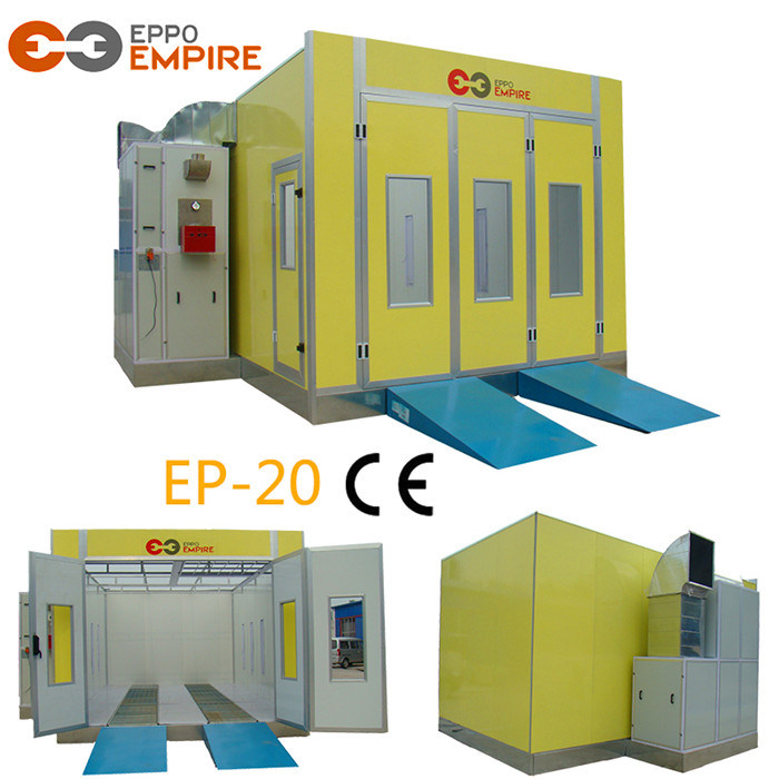 Hot Sale Automobile Repair Painting and Baking Booth