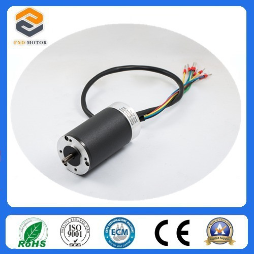 42mm 3 Phase NEMA 17 Electric Brushless Gear DC Motor 8 Wires