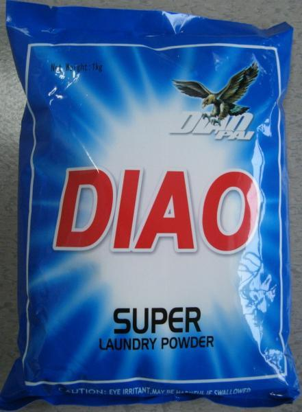 Laudry Washing Detergent Powder, Bulk Detergent Powder, China Detergent Manufacture