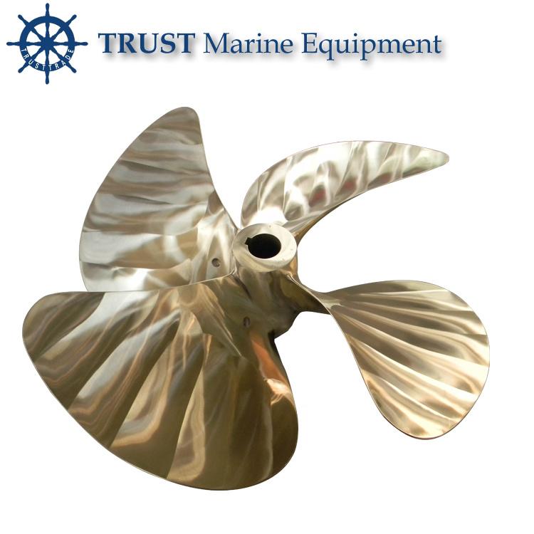 High Quality Bronze Marine Boat Propeller