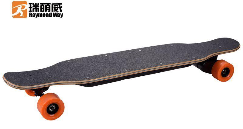 Fashion 4 Wheel Electric Smart Skateboard