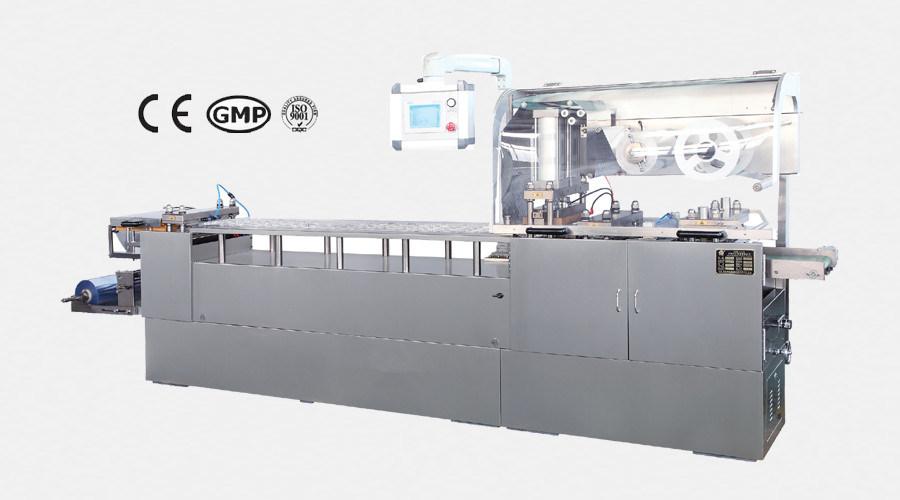 Dpb-350c Alu/PVC Blister Packing Machine