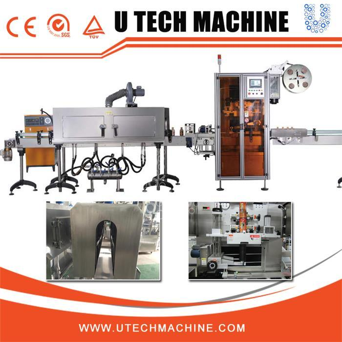 2016 Automatic Shrink Sleeve Labeling Machine for Pet Bottle