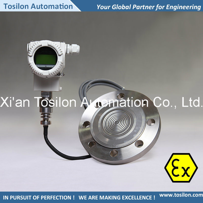 Traditional-Mount Absolute / Gauge Pressure Transmitter / Transducer (ATEX Approved)