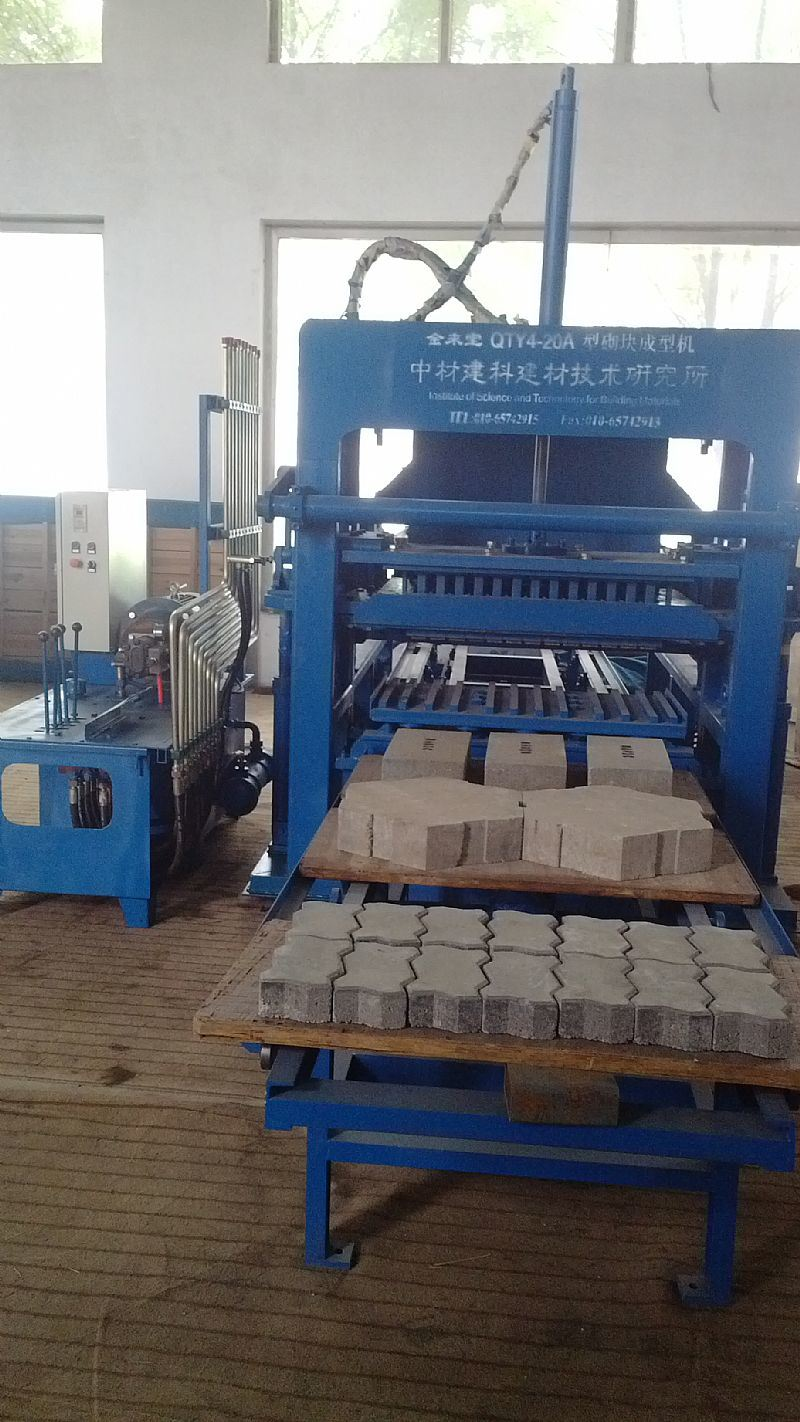 Zcjk4-20A Block Machine Mould for Cement