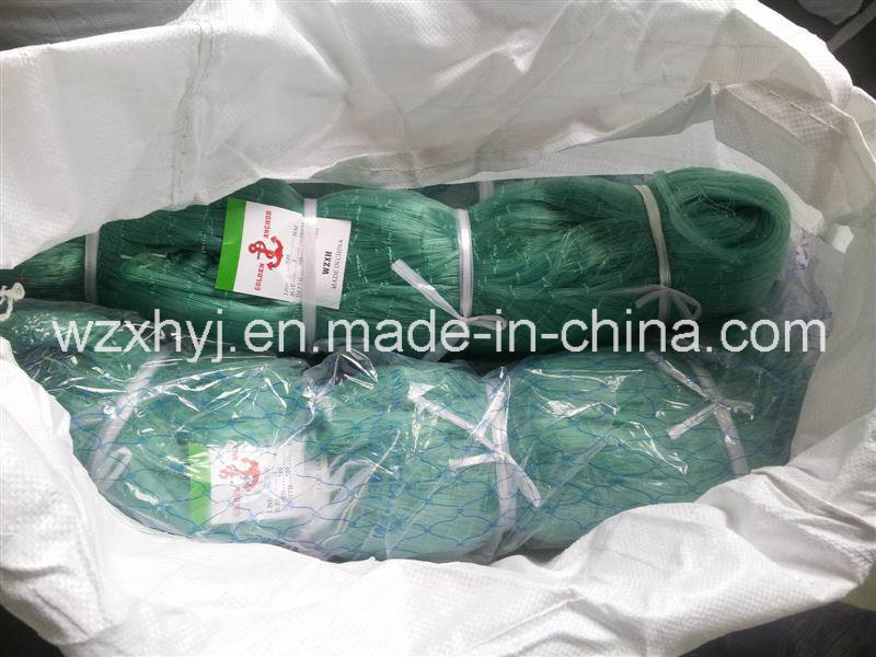High Quality Green Nylon Monofilament Fishing Net