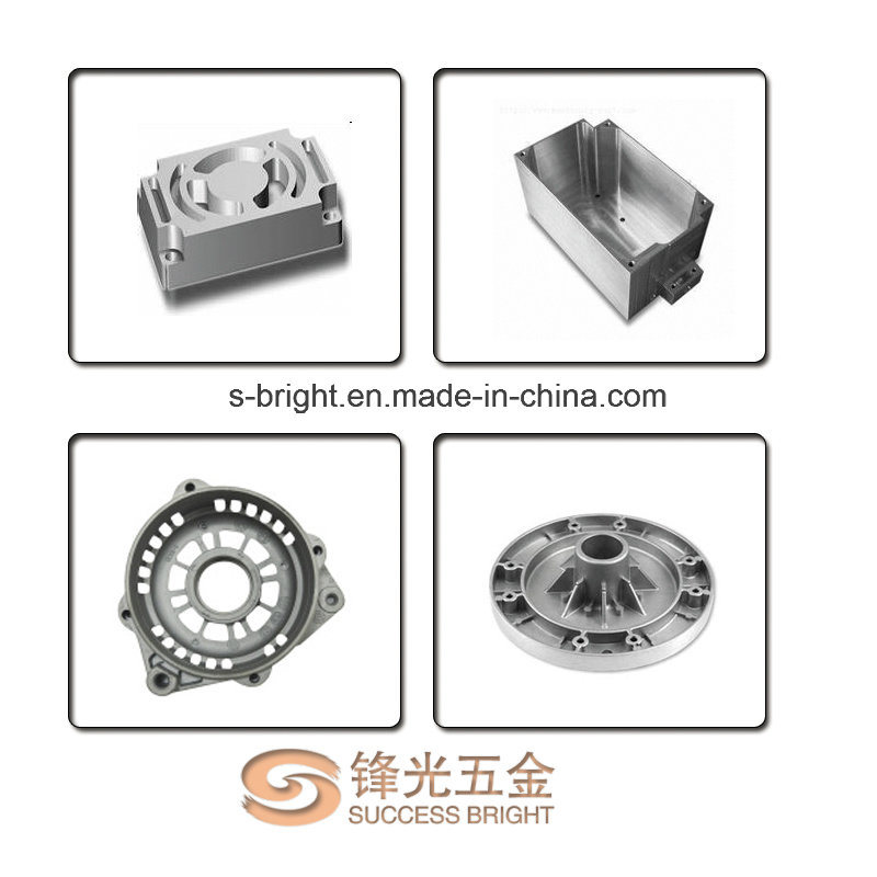 Precision CNC Machining for Sheet Metal Part