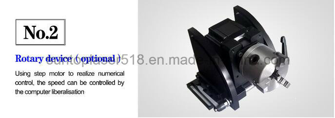 Fiber Laser Etching for Stainless Steel/Laser Color Printer/Laser Printing Machine