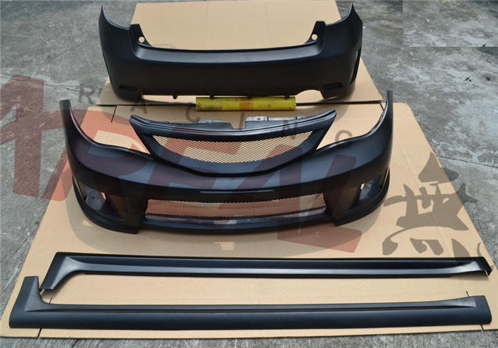 Bodykits for Subaru Impreza 10th Smys