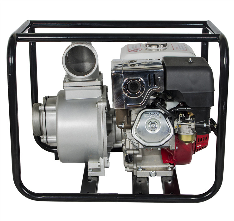4 Inch Gasoline Water Pump Set (ZH40CX)