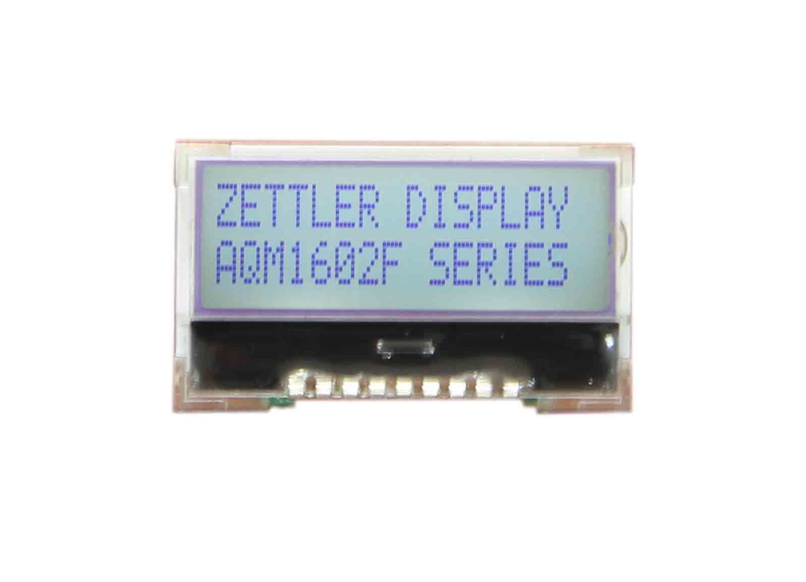 128 X 64 Dots Graphics LCD Display, Cog Module: AGM1264k Series