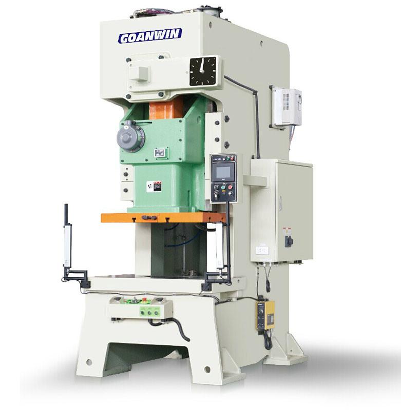 C-Frame Single Crank Punching Machine with ISO 9001 (15-400 Ton C1N series)
