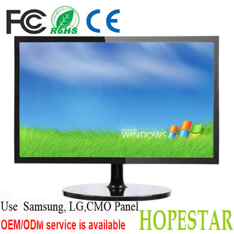 Widescreen LED Monitor 19 Inch TV Monitor DC 12V