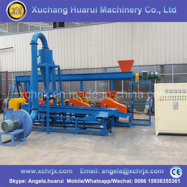 Waste Rubber Recycling Plant Good Quality Rubber Powder Miller Machine Rubber Powder Grinder
