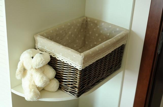 (BC-ST1003) Handmade Eco Willow Storage Basket/Gift Basket