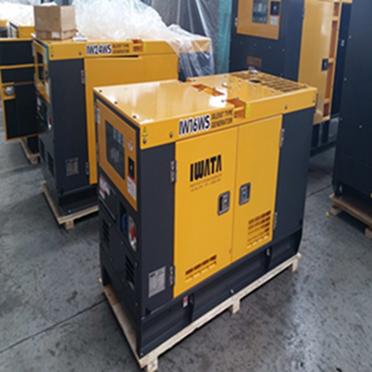 with Perkins 158kw Engine 1106A-70tg3 Silent Diesel Generator for Home Use with Deepsea Control