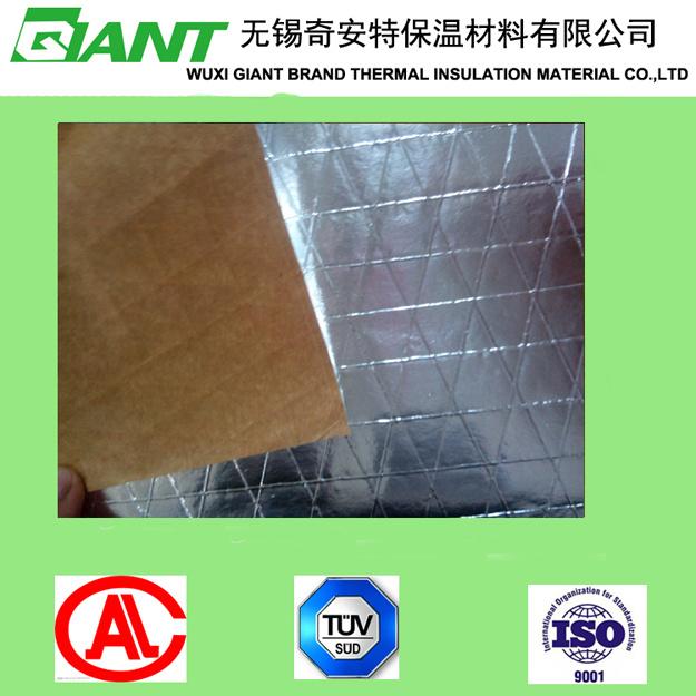 Facing Materials Aluminum Foil with Flame-Retardant Kraft Paper