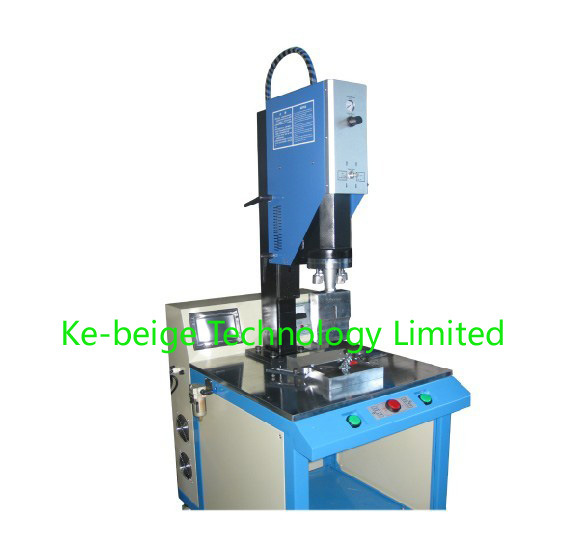 2600W 15kHz Ultrasonic Welder with PLC Control
