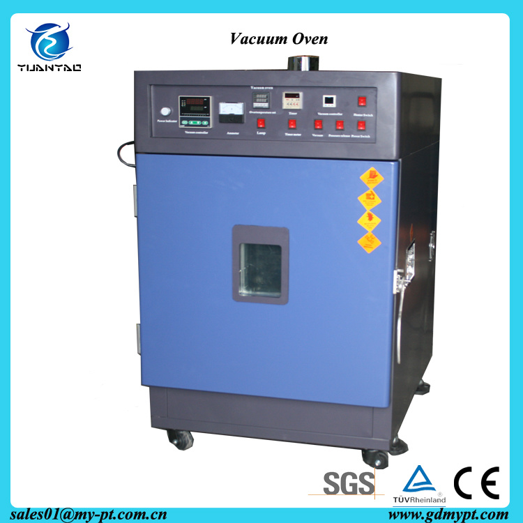 CE Certificate 200 Degrees Battery vacuum Drying Device