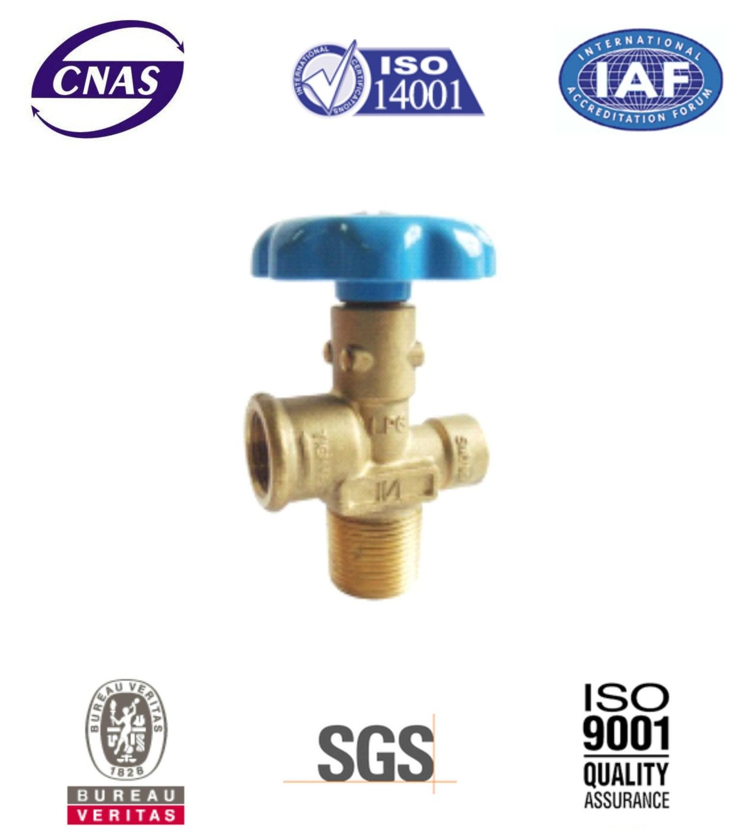 LPG Cylinder Valve - Gas Cylinder Valve