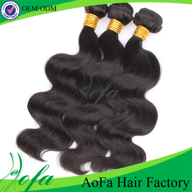 New Fashion Remy Human Hair Brazilian Virgin Hair