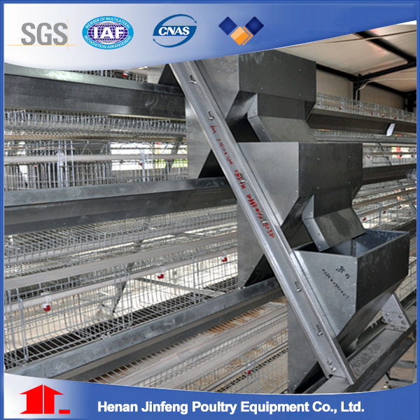 Egg Laying Chicken Cages Used for Poultry Farms in Africa
