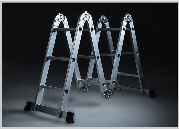 Hot Sale Folding Multi-Purpose Aluminum Joint Ladder