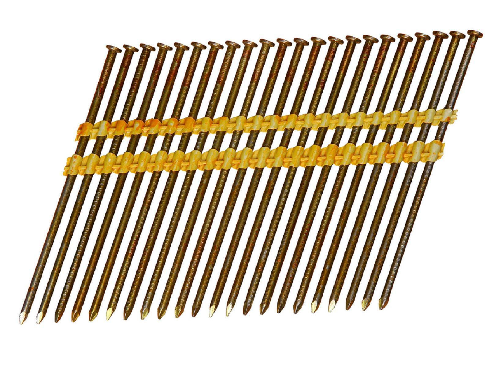 4.6 X 160mm Plastic Strip Nails