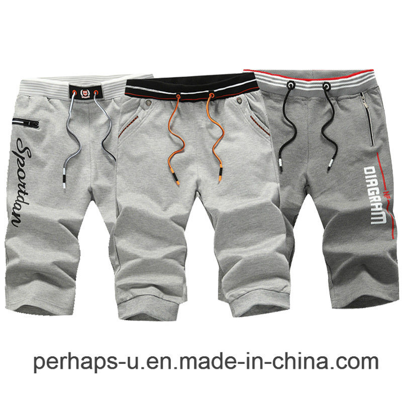 Summer Casual Men′s Pants Shorts Men′s Beach Shorts