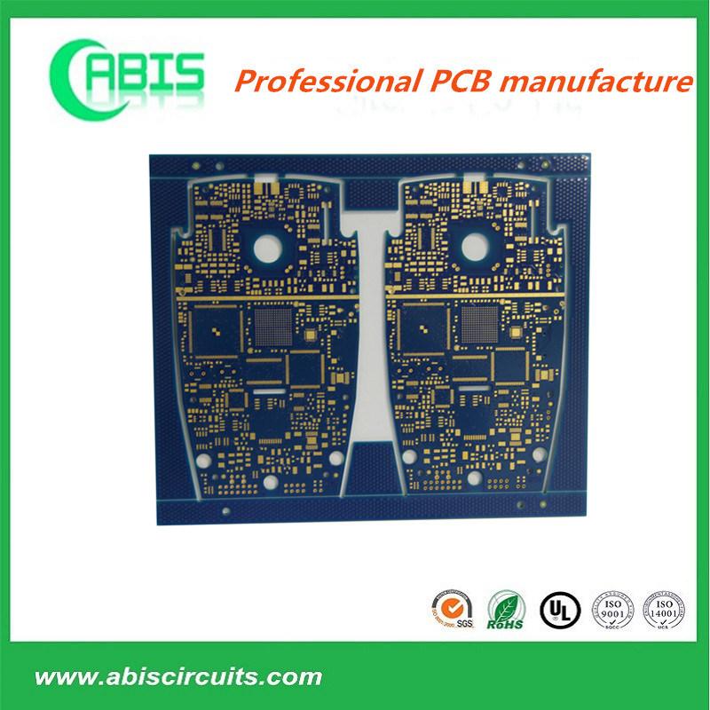 8 Layer Enig 100% Test High Quality Fr4 PCB