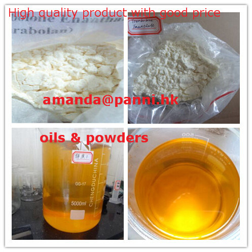 Anaboilc Androgen Trenbolone Enanthate Powder to Increase Muscle and Appetite