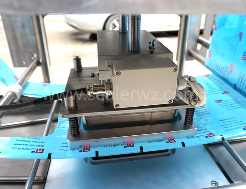 Automatic Tray Sealing Machine for Meat (VC-1)