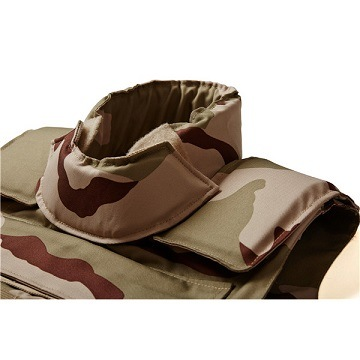 Desert Camouflage Protective Tactical Bulletproof Vest