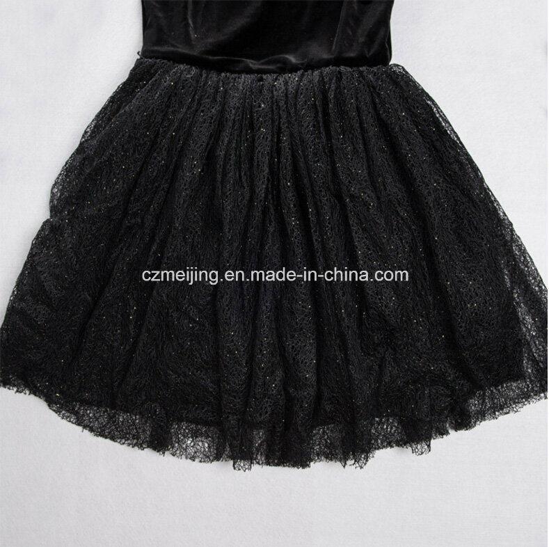 Women`S Black Tutu Skirt