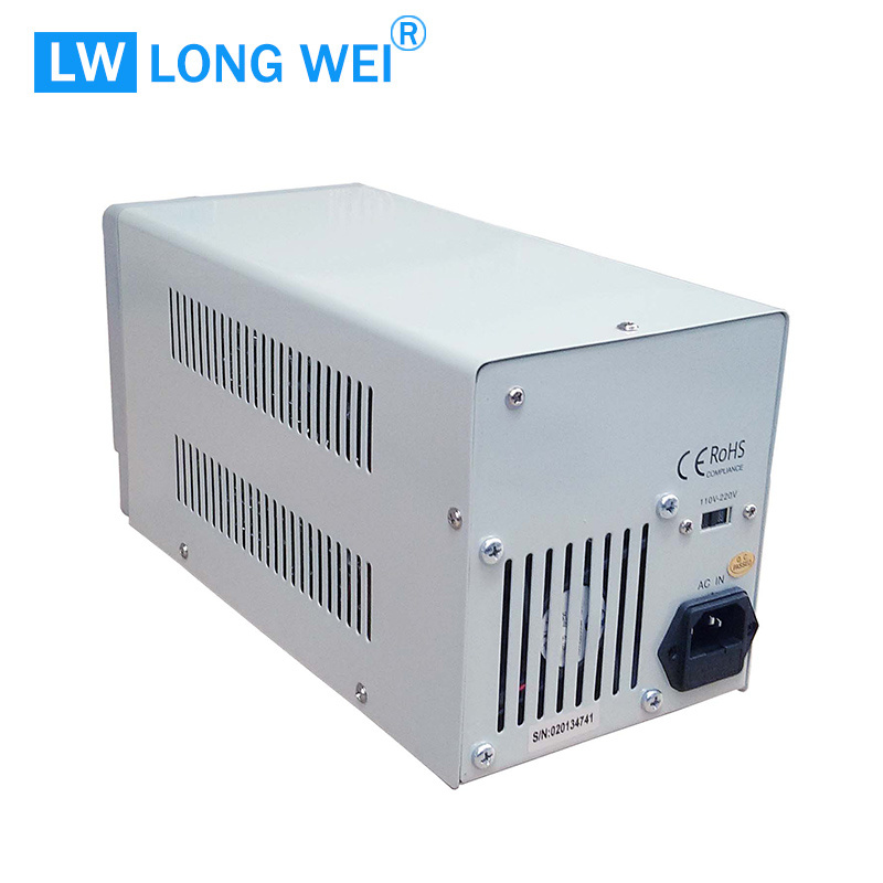 90W PS303dm Transformer Adjustable DC Power Supply with High-Precision Ma Display