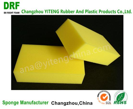 Waster Absorption PU Foam, high Density High Elastic Polyurethane Foam, Cleaning Foam