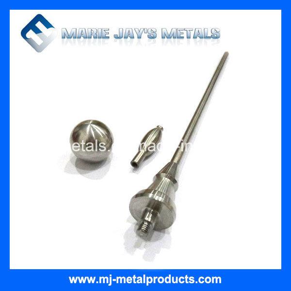Titanium Alloy CNC Machining Parts