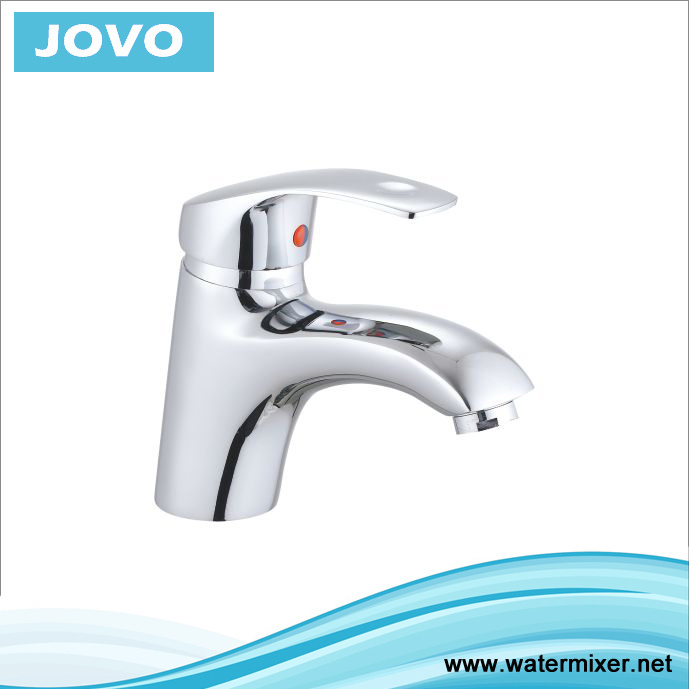 Single Lever Brass Basin Faucet (JV71201)