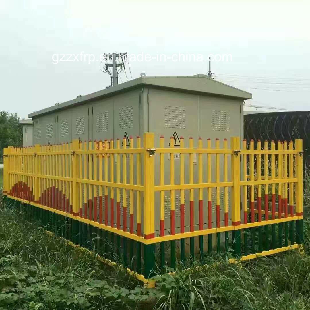 FRP GRP/Fiberglass Pultruded Fence