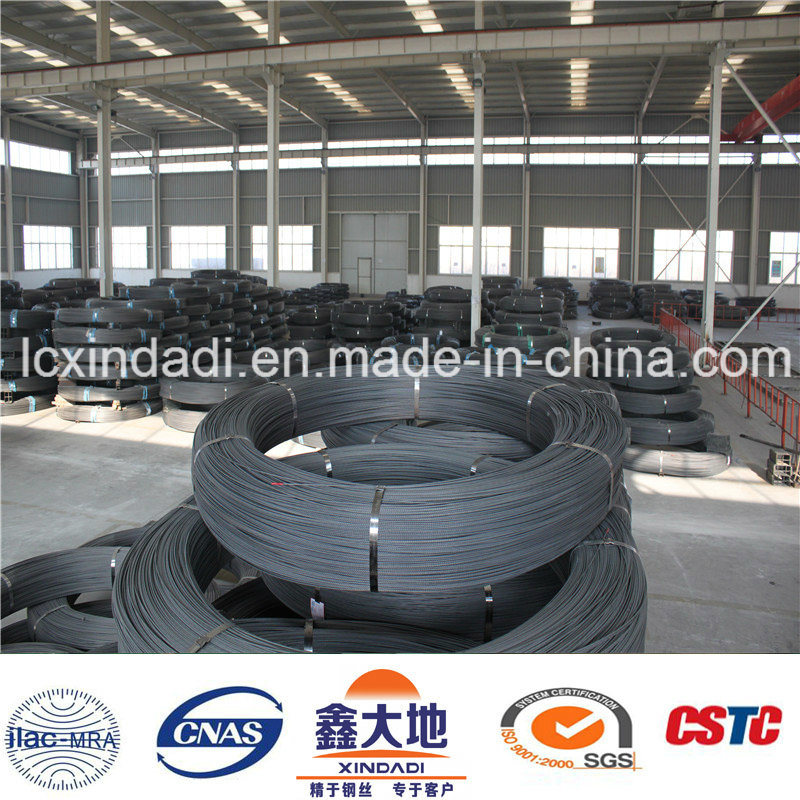 5.0mm Hard Drawn High Tensile Steel Wire
