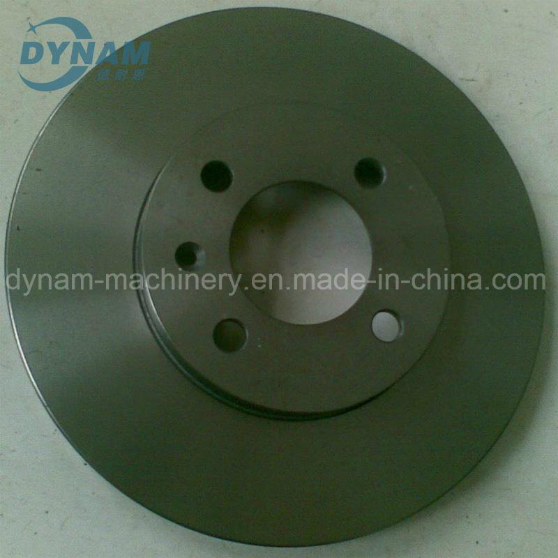 Auto Parts Brake Disc Cast Iron Brake Rotor CNC Machining Sand Casting