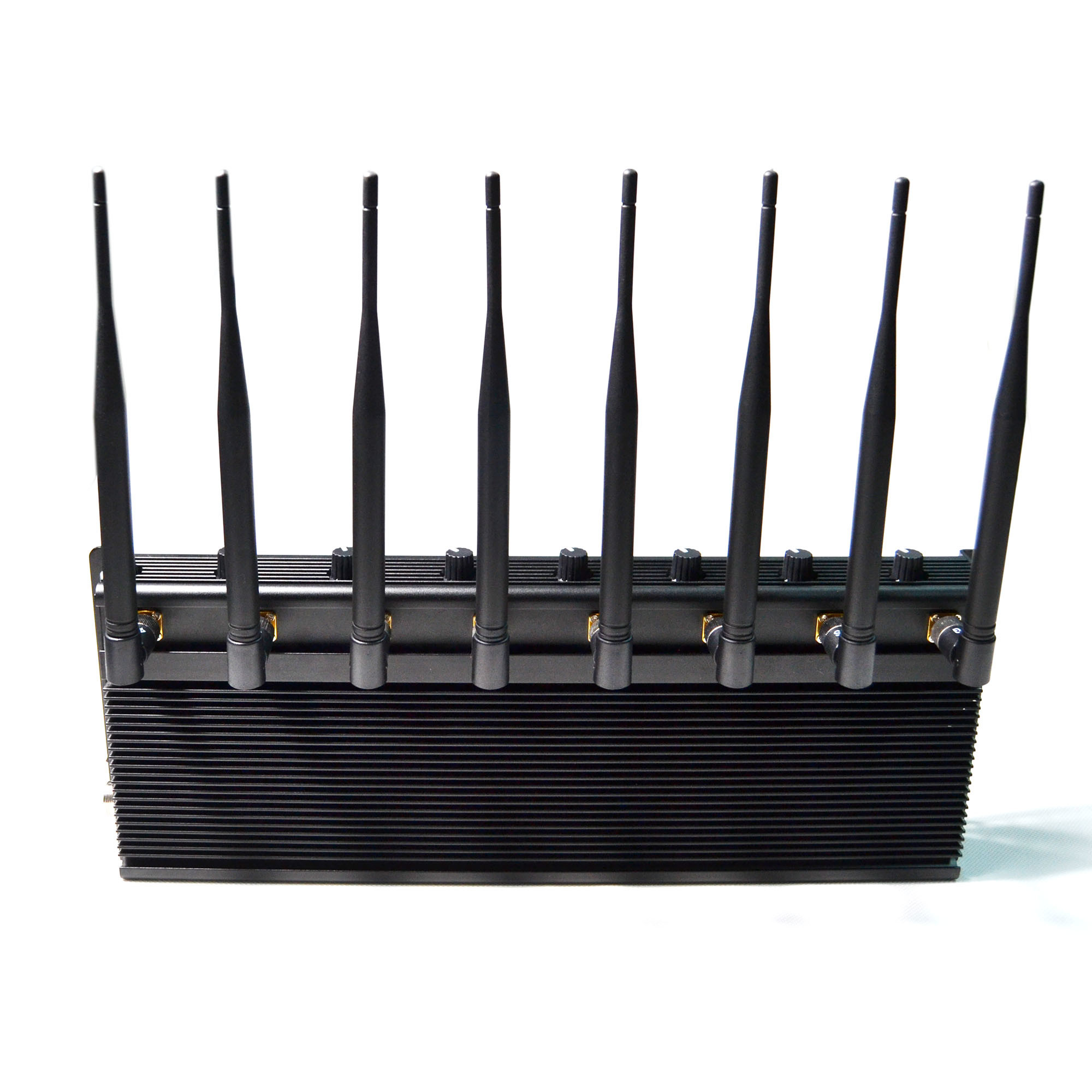 Factory New Model Eight Antennas Signal Blockers Updated Version with 2g 3G 4G GPS Lojac Remote Control Frequencies