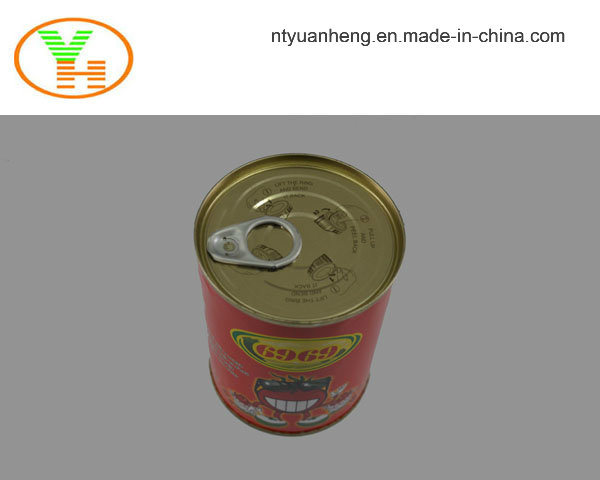 Tomato Puree Canned Vegetable