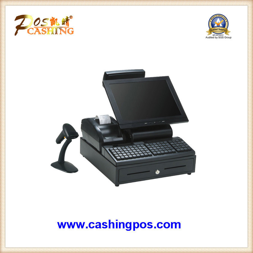 Electronic POS Terminal Cash Register for Point-of-Sale System QC-355