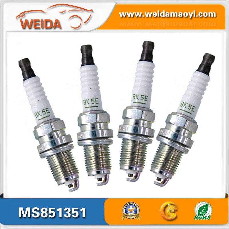 Factory Supplier Iridium Spark Plug OEM Ms851351 for Mitsubishi