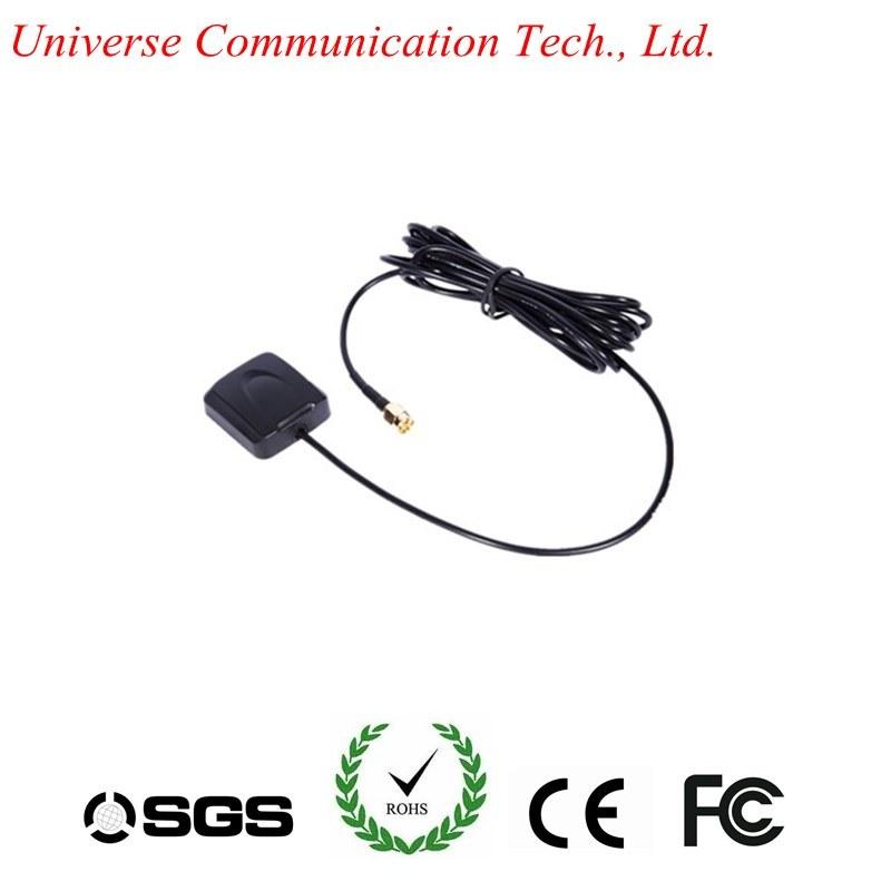 Active High Gain Navigation GPS Antenna, Customized Connector Antenna