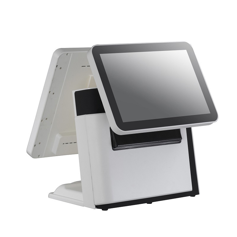 T350 (dual- screen) 15 Inch Touch Screen POS System